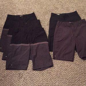 Lot of (5) Boys Micros Skateboard Shorts 🛹